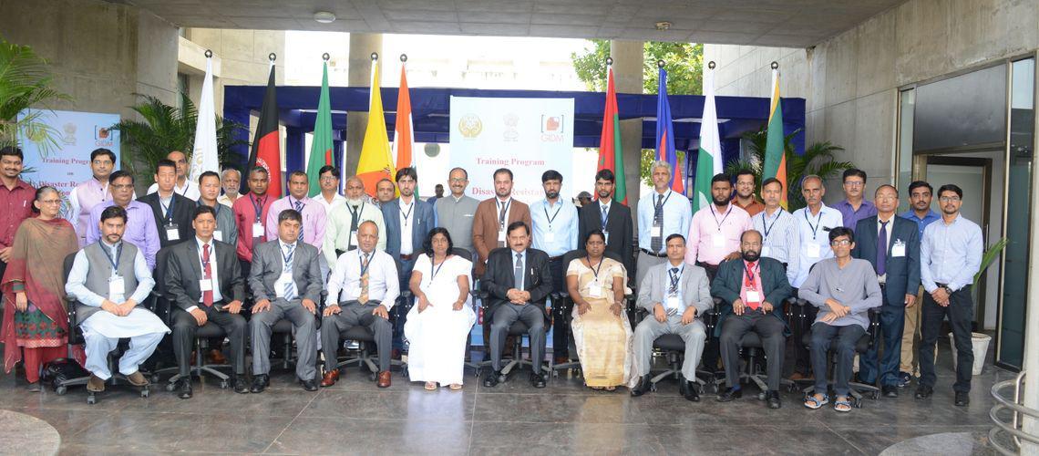 Training Program on Disaster Resistant Construction Technologies